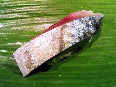 旬の魚-鯖